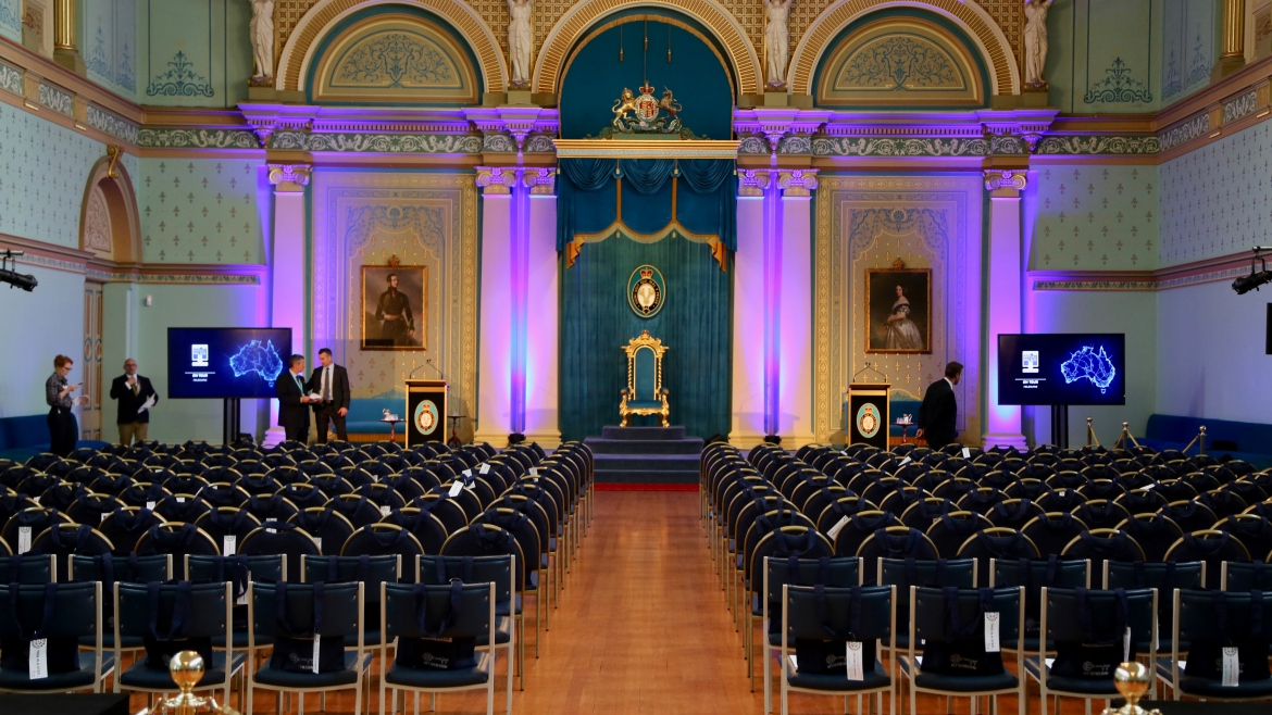 Activator Alumni Pitch to Perfection at Pitch@Palace Melbourne
